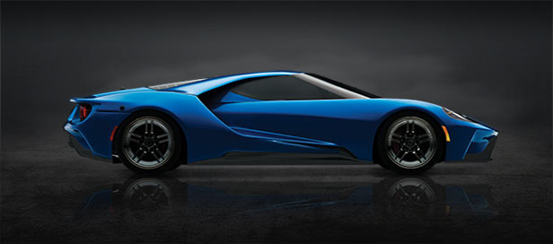Learn More The New Ford Gt