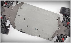 4-Tec 2.0 AWD Chassis VXL (#83076-4) Smooth Undertray