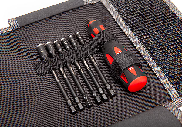 6-Piece Metric Nut Driver Master Set