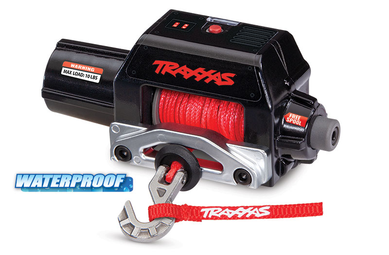 Pro Scale Winch for TRX-4 and TRX-6 (#8855)