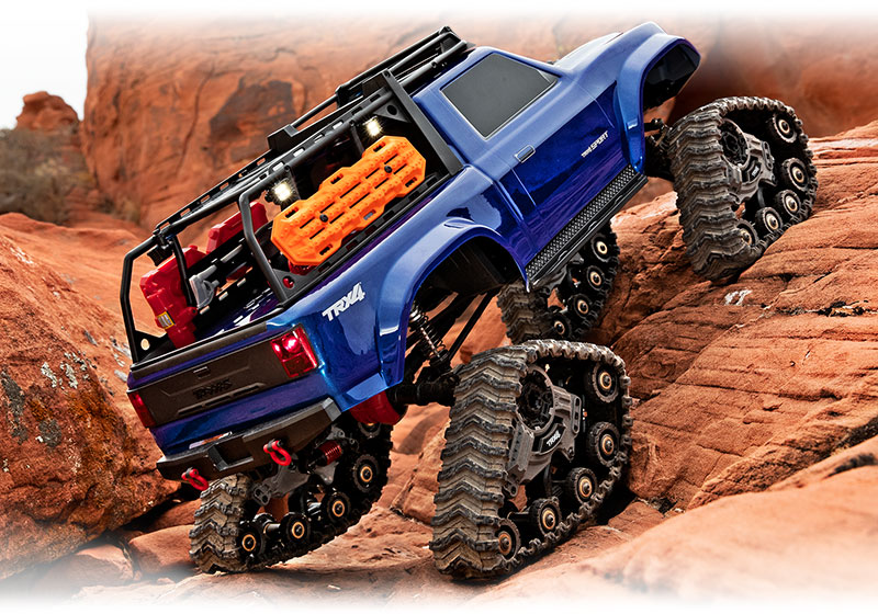 TRX-4 All-Terrain Traxx (#8880) on the Rocks (TRX-4 Sport)