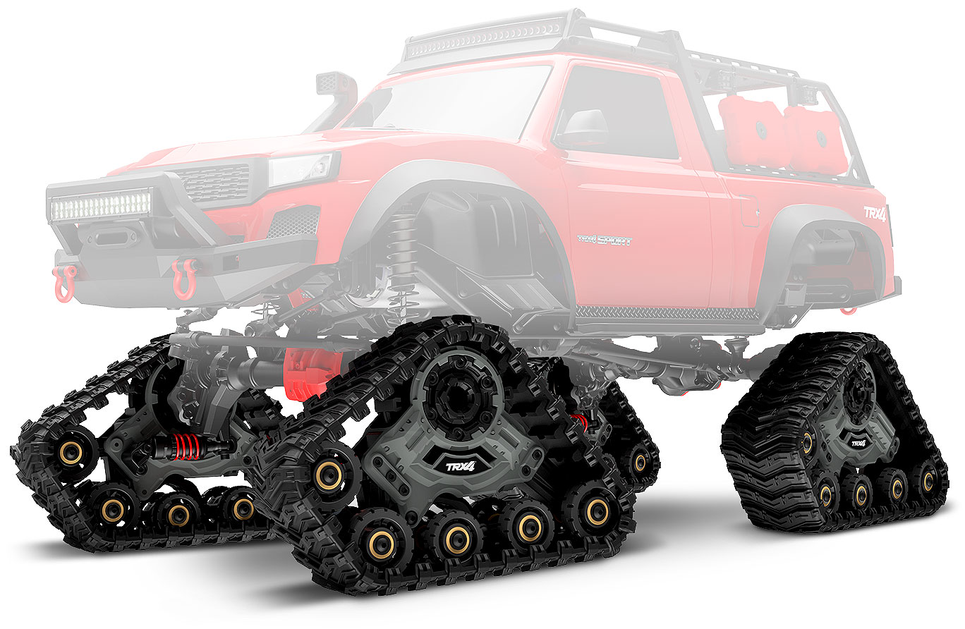 TRX-4 All-Terrain TRAXX (#8880)
