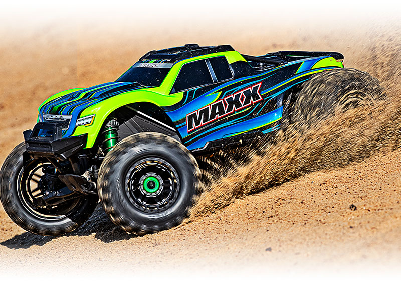Traxxas Maxx | Electric RC Monster Truck | Traxxas