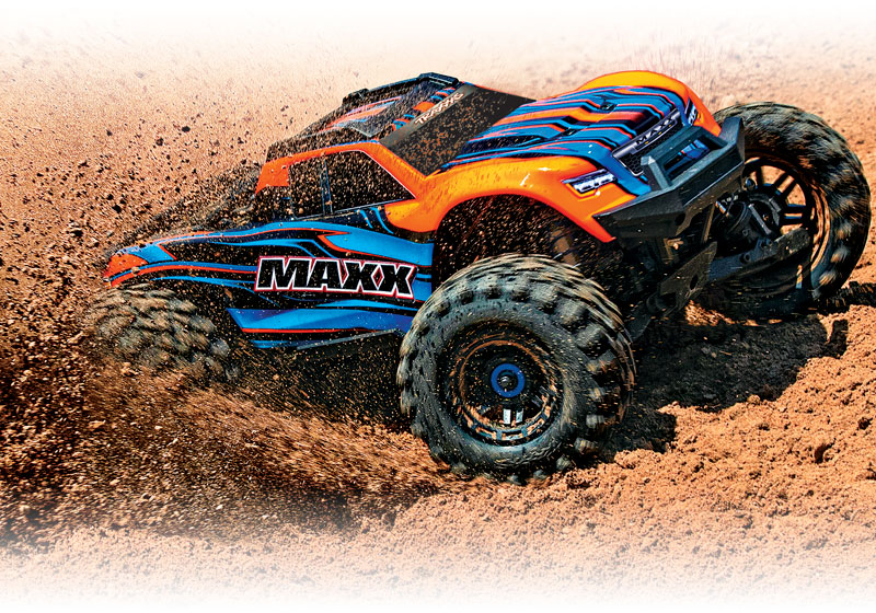 MAXX (#89076-4) Action (Orange)