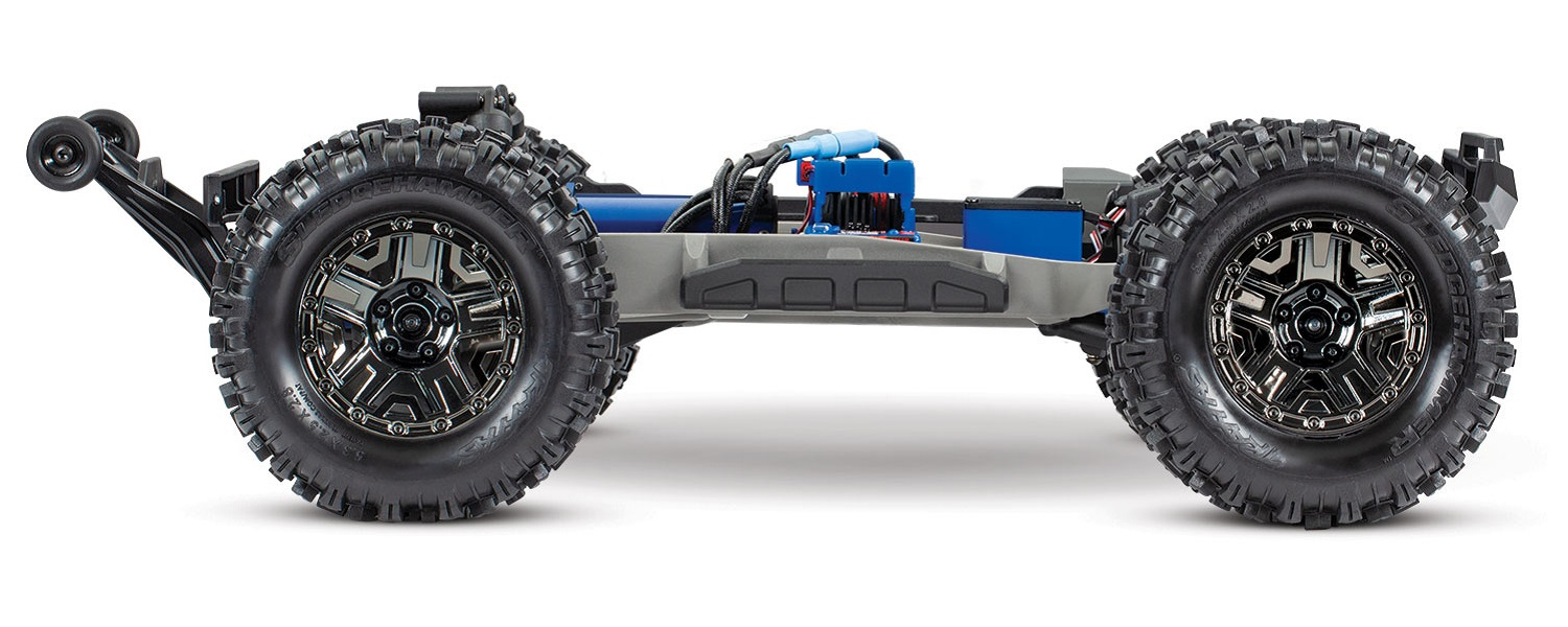Hoss 4X4 VXL side chassis