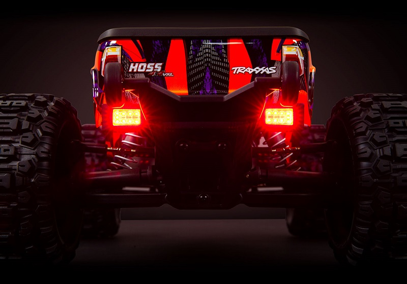Hoss 4X4 LED Light Kit (#9095) Rear Lights