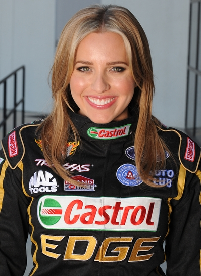 Traxxas And Jfr Add Brittany Force To Team In Top Fuel