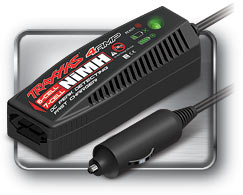 Traxxas 4-amp NiMH Peak Detection DC Fast Charger (#2975)