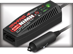 Traxxas 4-amp NiMH Peak Detection DC Fast Charger