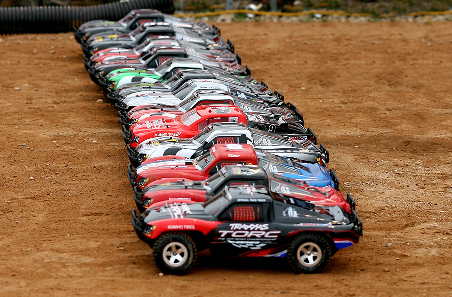As The Fastest Name In Radio Control And Title Sponsor Of Traxxas Off Road Championship TORC Makes Racing A Fixture
