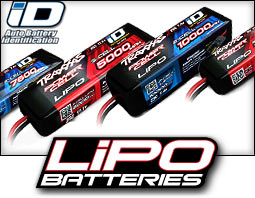 iD LiPO Batteries