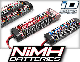 iD NiMH batteries