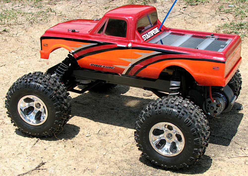 best rc monster truck with Pit Pass Project St Ede Xl 5 on Big Pete 4x4 RC Monster Truck moreover The Fast And The Furious also Product furthermore 1984 Ford F150 Trail Scaler Body besides Traxxas St ede.