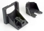 1521X Motor mounting bracket/ gear cover (1) (improved design: older models require upgrading with part #1521R)