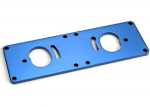 1522X Motor plate, T6 aluminum (improved design: older models require upgrading with part #1521R)