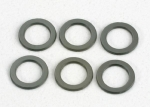 1549 Washers, PTFE-coated 4x6x.5mm