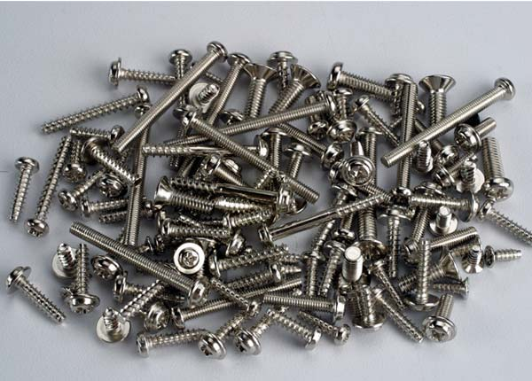 Traxxas 1845 Screw set for Sledgehammer (assorted machine and self-tapping screws ,  no nuts)