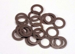 1985 PTFE-coated washers, 5x8x0.5mm (20) (use with ball bearings)