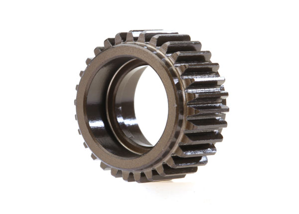 Traxxas 1996X Idler gear ,  machined-aluminum (not for use with steel top gear) (hard-anodized) (30-tooth)