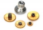 2064X Gear set, metal (for 2065X waterproof sub-micro servo)