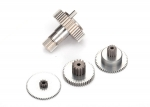 2252 Gear set, metal (for 2250, 2255 servos)