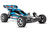 Blue Bandit: 1/10 Scale Off-Road Buggy with TQ 2.4GHz radio system