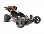 Black Bandit VXL:  1/10 Scale Off-Road Buggy with TQi Traxxas Link Enabled 2.4GHz Radio System & Traxxas Stability Management (TSM)