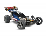 BLUE Bandit VXL:  1/10 Scale Off-Road Buggy with TQi Traxxas Link Enabled 2.4GHz Radio System & Traxxas Stability Management (TSM)