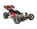 RED Bandit VXL:  1/10 Scale Off-Road Buggy with TQi Traxxas Link Enabled 2.4GHz Radio System & Traxxas Stability Management (TSM)