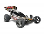 Silver Bandit VXL:  1/10 Scale Off-Road Buggy with TQi Traxxas Link Enabled 2.4GHz Radio System & Traxxas Stability Management (TSM)