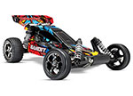 ROCK-N-ROLL SPD Bandit VXL:  1/10 Scale Off-Road Buggy with TQi Traxxas Link™ Enabled 2.4GHz Radio System & Traxxas Stability Management (TSM)®