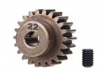 2422 Gear, 22-T pinion (48-pitch) / set screw
