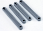 2441A Camber link set for Bandit (grey) (plastic/ non-adjustable)