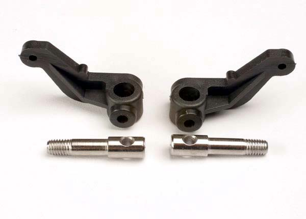 Traxxas 2536 Steering blocks & wheel spindles (l&r)