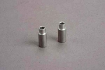 2538 Spacers, aluminum, 3x6x12mm (2)