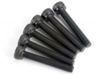 2585 Cylinder head bolts, marine 3x20mm CS (6) (TRX 2.5)