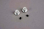 2615 Wing buttons (2)/ set screws (2)/ spacers (2)/ 3x8mm CS (2)