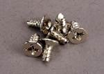 2653 Screws, 3x6mm countersunk self-tapping (6)