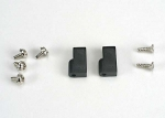 2715 Servo mounts (2)/ screws (6)