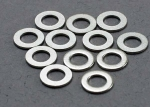 2746 Washers, 3x6mm metal (12)