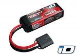 2823X 1400mAh 11.1v 3-Cell 25C LiPo Battery