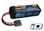 2854X 10000mAh 7.4v 2-Cell 25C LiPo Battery