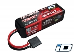 2857X 6400mAh 11.1v 3-Cell 25C LiPo Battery