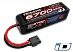 2890X 6700mAh 14.8v 4-Cell 25C LiPo Battery