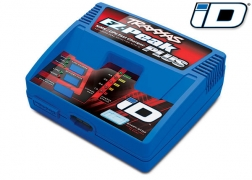 Charger, EZ-Peak® Plus, 4 amp, NiMH/LiPo with iD® Auto Battery Identification