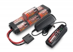 2984 Battery/charger completer pack (includes #2969 2-amp NiMH peak detecting AC charger (1), #2926X 3000mAh 8.4V 7-cell NiMH battery (1))