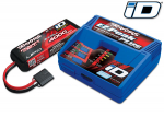 2994 Battery/charger completer pack (includes #2970 iD® charger (1), #2849X 4000mAh 11.1v 3-Cell 25C LiPo Battery (1))
