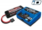 2996X Battery/charger completer pack (includes #2971 iD charger (1), #2889X 5000mAh 14.8V 4-cell 25C LiPo battery (1))