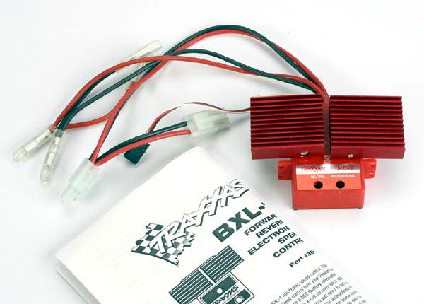 Traxxas 3007 Electronic Speed Control ,  BXL-1 (fwd /  rev) (used in Villain IV)