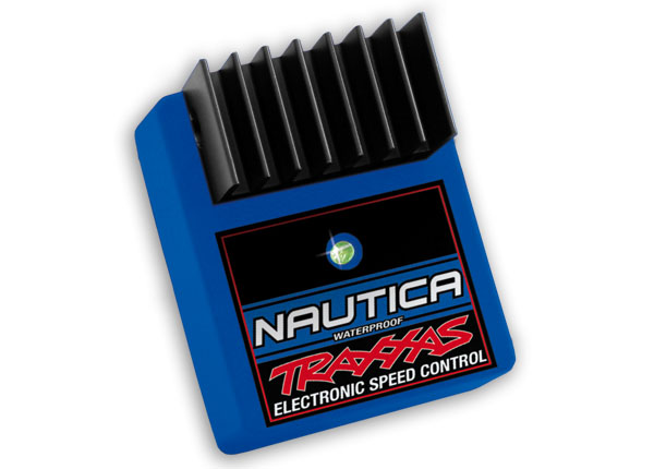 Traxxas 3010X Nautica Electronic Speed Control (forward only ,  waterproof)